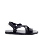 Moreschi herenschoenen sandaal zwart 172969