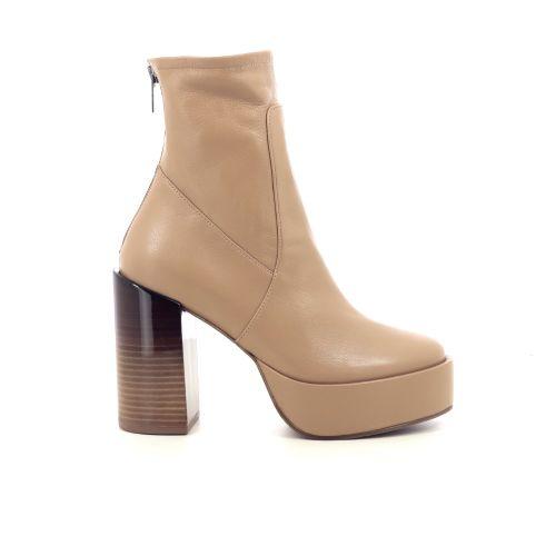 Morobe damesschoenen boots camel 218158