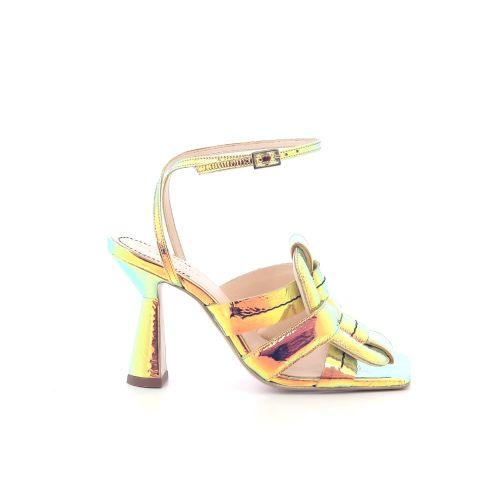 Morobe damesschoenen sandaal multi 202621