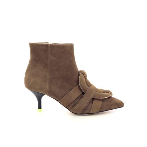 Morobe damesschoenen boots naturel 198955