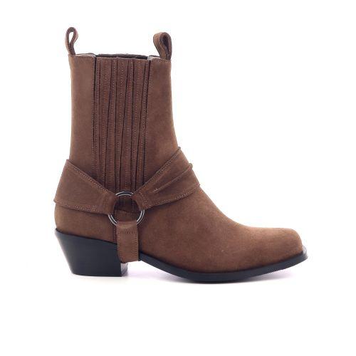 Morobe damesschoenen boots naturel 208972