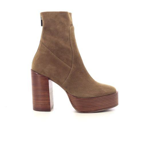 Morobe damesschoenen boots naturel 208975