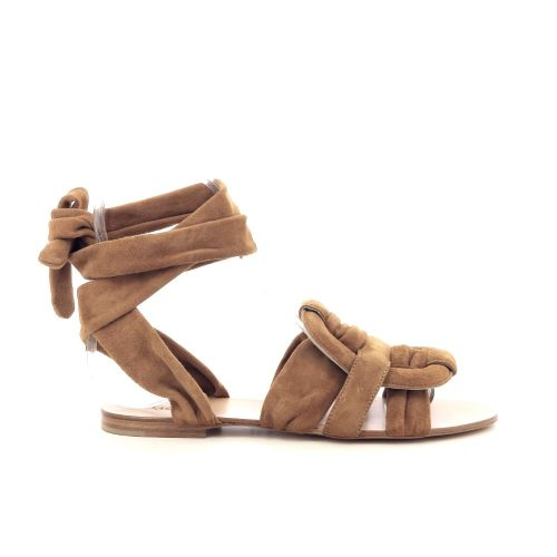 Morobe damesschoenen sandaal naturel 214196