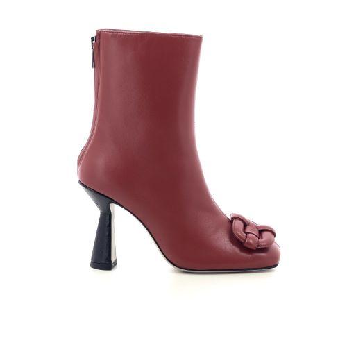 Morobe damesschoenen boots roest 218159