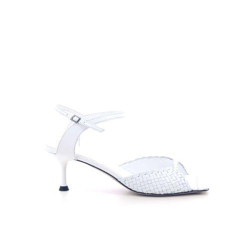 Morobe damesschoenen sandaal wit 214193
