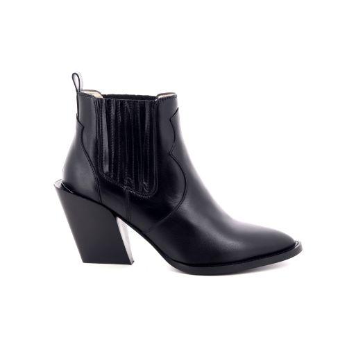 Morobe damesschoenen boots zwart 198952