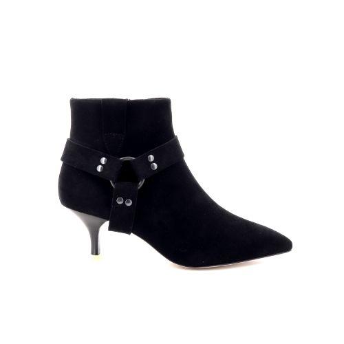 Morobe damesschoenen boots zwart 198954