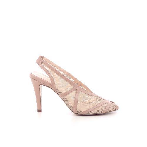 Morobe damesschoenen sandaal zwart 202623