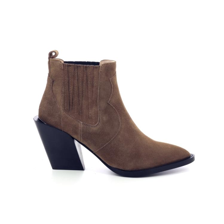 Morobe damesschoenen boots naturel 198953