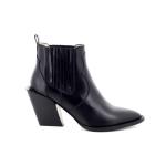 Morobe damesschoenen boots zwart 198953