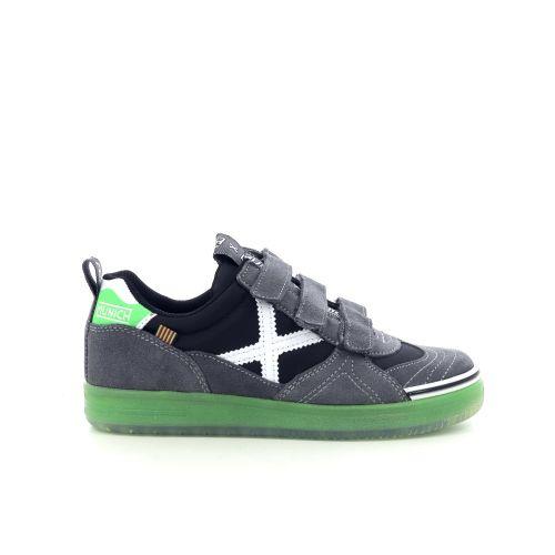 Munich kinderschoenen sneaker grijs 204992