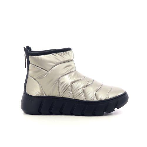 Mym damesschoenen boots kaki 218404