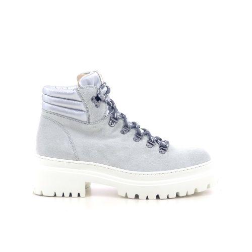 Mym damesschoenen boots lichtgrijs 218400