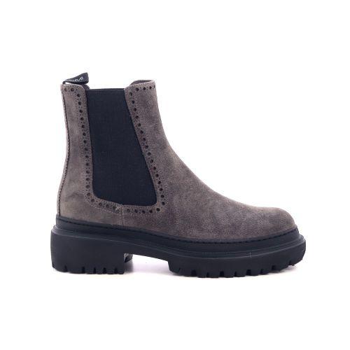 Mym damesschoenen boots zwart 218401