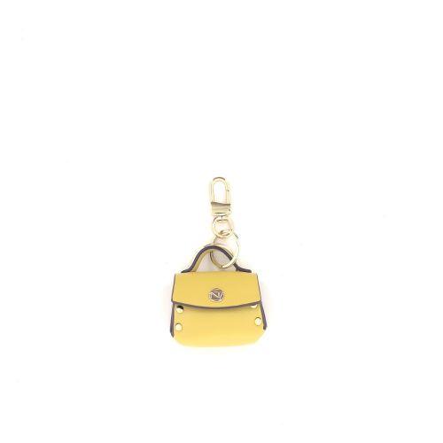 Nannini accessoires sleutelhanger zwart 205964
