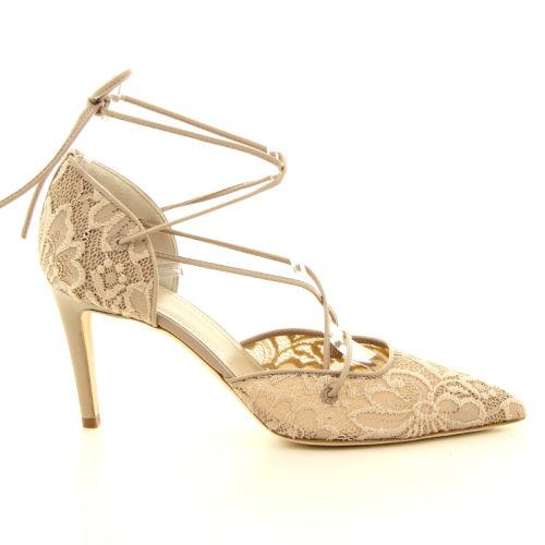 Natan damesschoenen pump beige-rose 13358