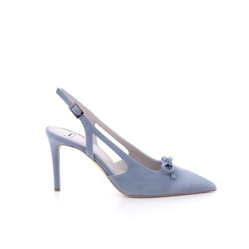 Natan damesschoenen sandaal lichtblauw 206457