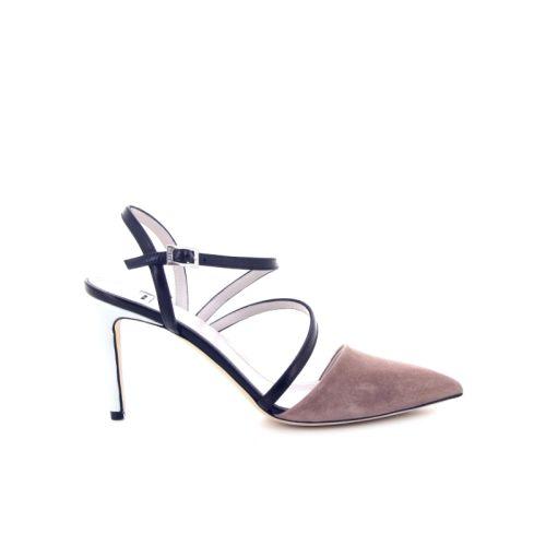 Natan damesschoenen sandaal taupe 172450