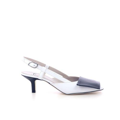 Natan damesschoenen sandaal wit 215720