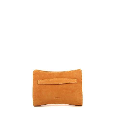Natan tassen handtas oranje 215870