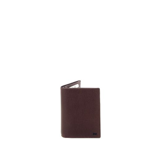 Nathan-baume accessoires portefeuille bruin 85615