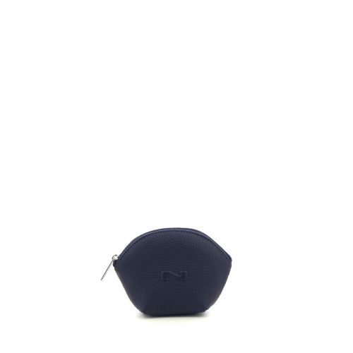 Nathan-baume accessoires portefeuille donkerblauw 214039