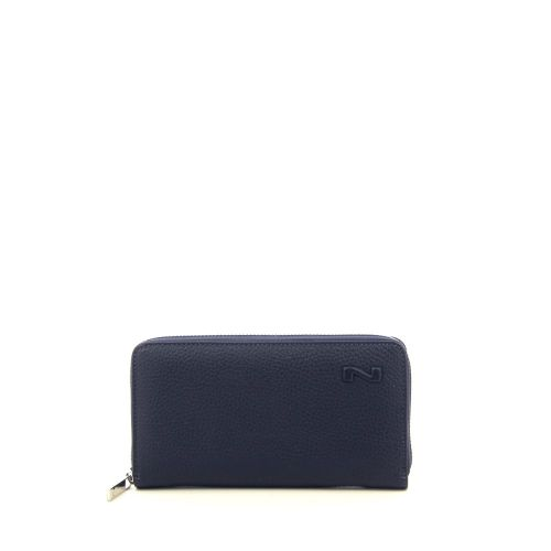 Nathan-baume accessoires portefeuille donkerblauw 214060
