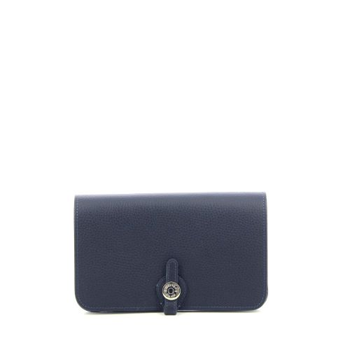 Nathan-baume accessoires portefeuille donkerblauw 214116