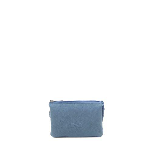 Nathan-baume accessoires portefeuille hemelsblauw 214065