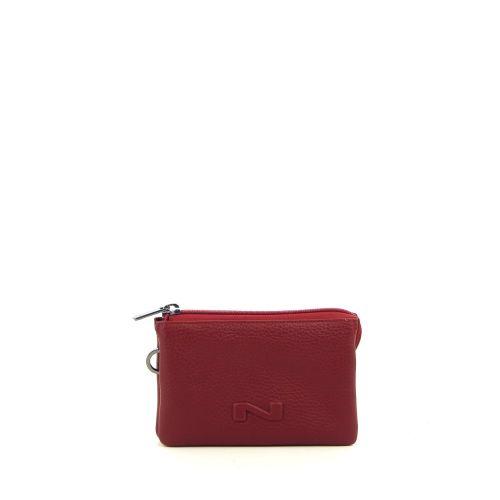 Nathan-baume accessoires portefeuille zwart 209060