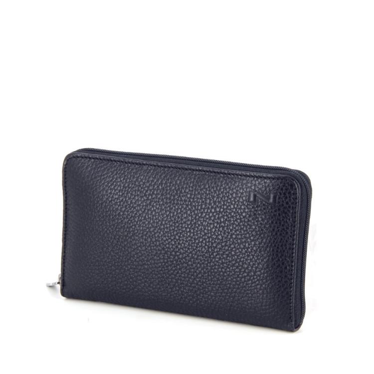 Nathan-baume accessoires portefeuille zwart 190128