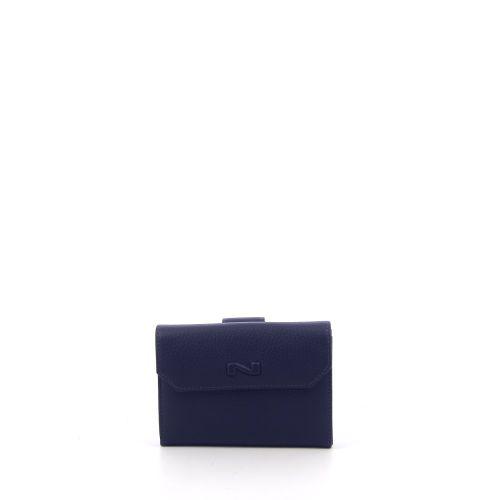 Nathan-baume accessoires portefeuille zwart 205357