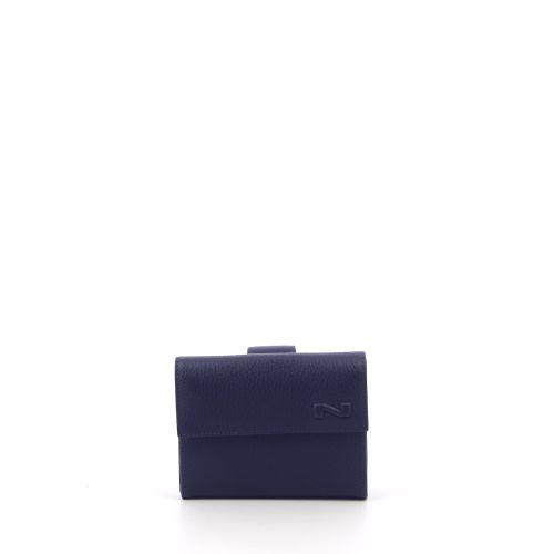 Nathan-baume accessoires portefeuille zwart 205360