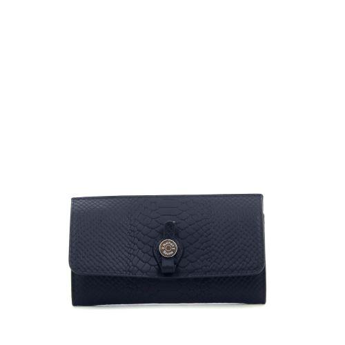 Nathan-baume accessoires portefeuille zwart 209302