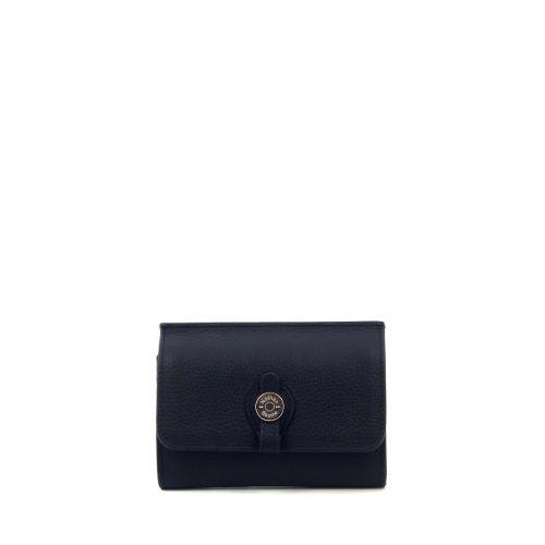 Nathan-baume accessoires portefeuille zwart 209307