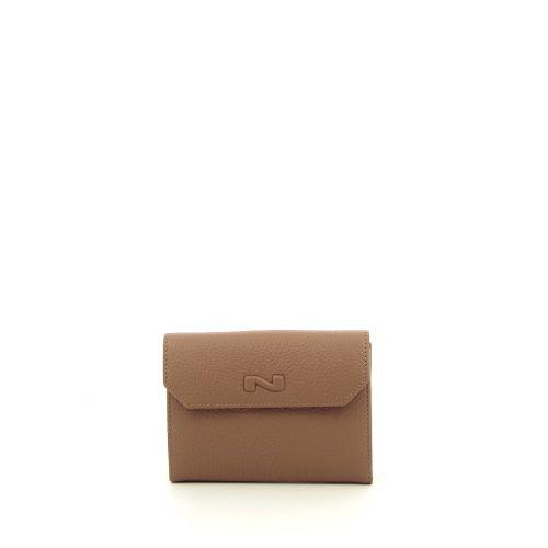 Nathan-baume accessoires portefeuille zwart 214045