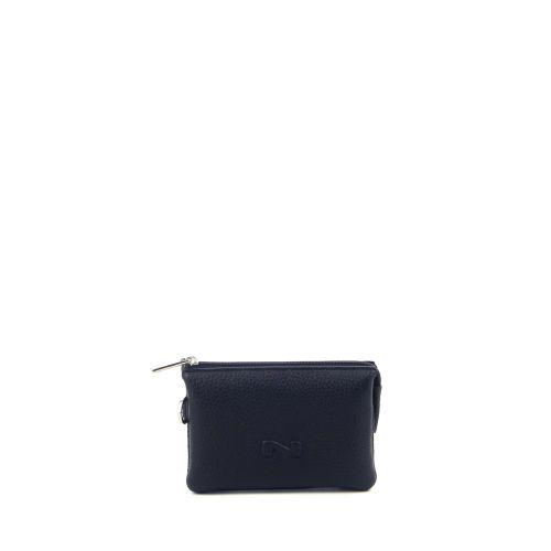 Nathan-baume accessoires portefeuille zwart 214064