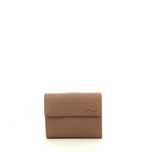 Nathan-baume accessoires portefeuille zwart 214073