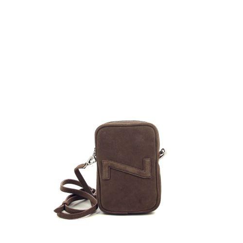 Nathan-baume tassen handtas cognac 218559