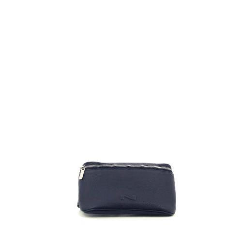 Nathan-baume tassen handtas donkerblauw 205300