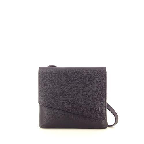 Nathan-baume tassen handtas zwart 200681