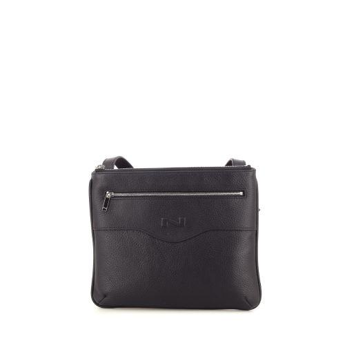 Nathan-baume tassen handtas zwart 200685