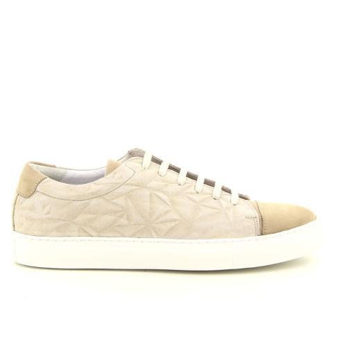 National standard herenschoenen sneaker beige 12110