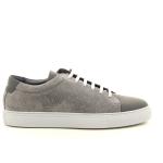 National standard herenschoenen sneaker grijs 12098