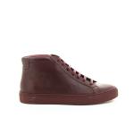 National standard herenschoenen sneaker rood 18909