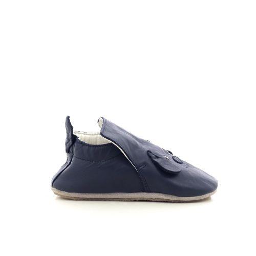 Naturino  pantoffel donkerblauw 218338