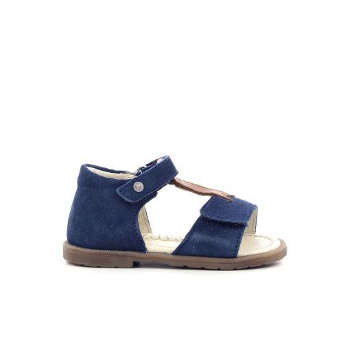 Naturino kinderschoenen sandaal blauw 204901