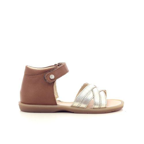 Naturino kinderschoenen sandaal platino 213643