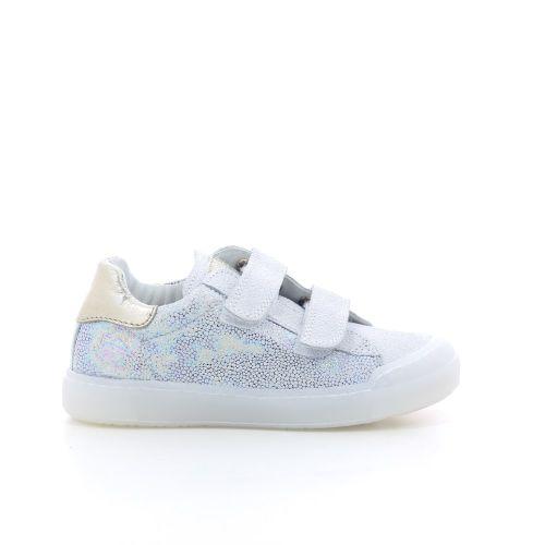 Naturino kinderschoenen sneaker zilver 204888