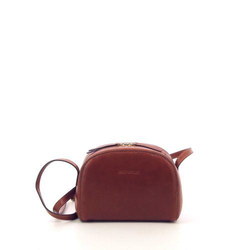 Neuville tassen handtas oranje 205997